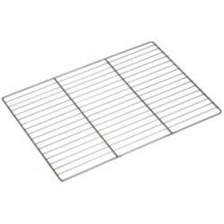 Inox or nickel grid