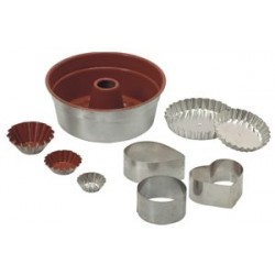Pans for candy-making