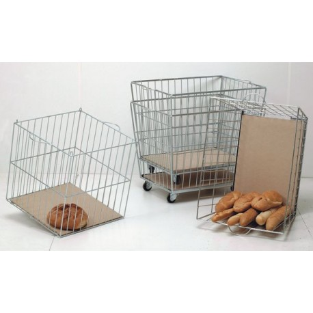 Baskets for carrying bread